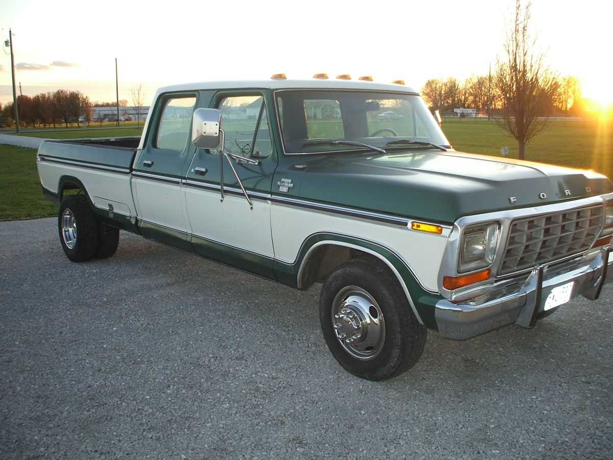 Guess i ll add my 78 to the crewcab thread
